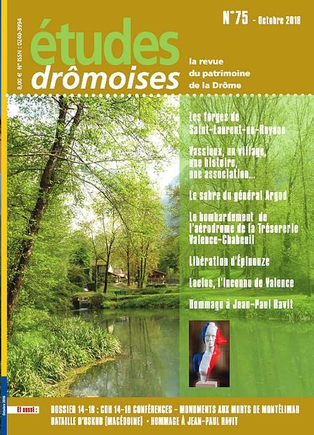 Etudes drômoises 75
