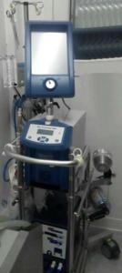 Dispositif mécanique d'assistance circulatoire extra corporel muni d'un oxygénateur