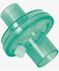 Filtre pour circuit respirateur