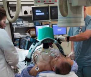 Chariot urgence - Etudiant Hospitalier