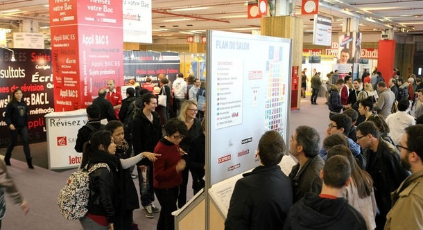 Salon de lEtudiant de Paris  Parc des expositions de la Porte de Versailles Paris 75015