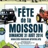 affiche Fête de La Moisson 2014