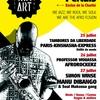affiche FESTIVAL SUN ART 2014. 7ème édition.