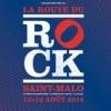 affiche FESTIVAL LA ROUTE DU ROCK - COLLECTION ETE