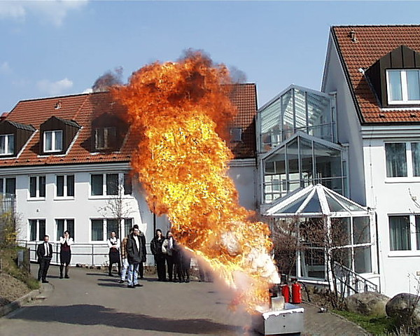 Sicherheit in deutschen Hotels kein Thema?