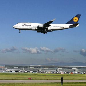 Trend zu großen Flugzeugen