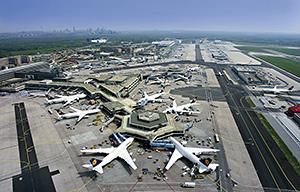 Passagierzahlen am Frankfurter Flughafen gesunken