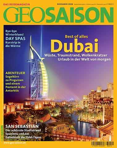 Dubai GEO SAISON gewährt Einblicke in eine Stadt der Superlative