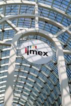 2008 wird die größte IMEX seit ihrer Gründung