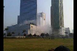 Bombenanschläge auf Luxushotels in Jakarta