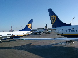 Ryanair geht gegen Drittanbieter vor