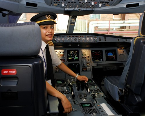 Captain Anusha Siriratne wird zum ersten weiblichen Captain ernannt