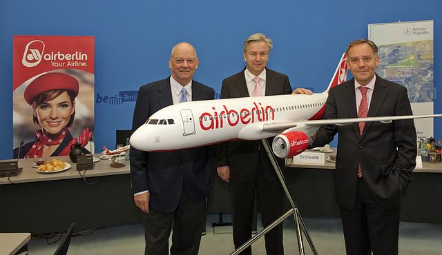 Bundeskartellamt stimmt ESAS-Einstieg bei Air Berlin zu