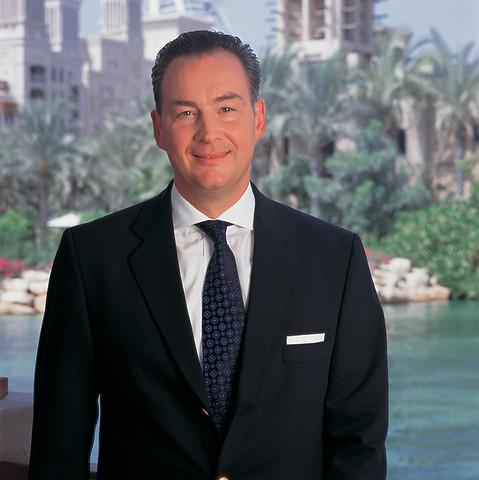Heinrich Morio ist der neue Kopf des Burj Al Arab