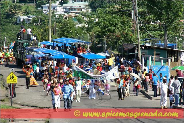 Grenada feiert Karneval