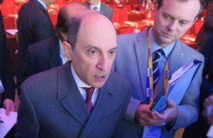 Qatar Airways Chef Akbar Al Baker eilt von Cancun nach Doha