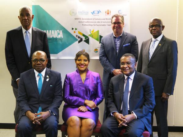 UNWTO-Konferenz auf Jamaika stellt regionale Tourismusbranche in den Mittelpunkt