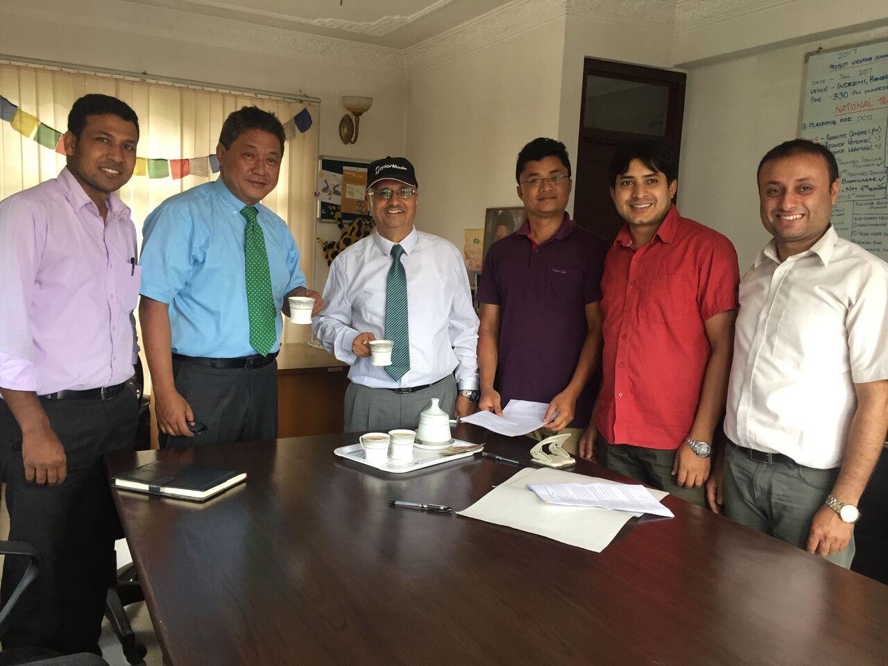 Euro Asia Tours and Travels aus Nepal unterstützt den Umweltschutz