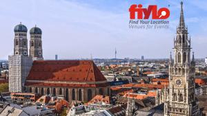Veranstaltungsmöglichkeiten in München