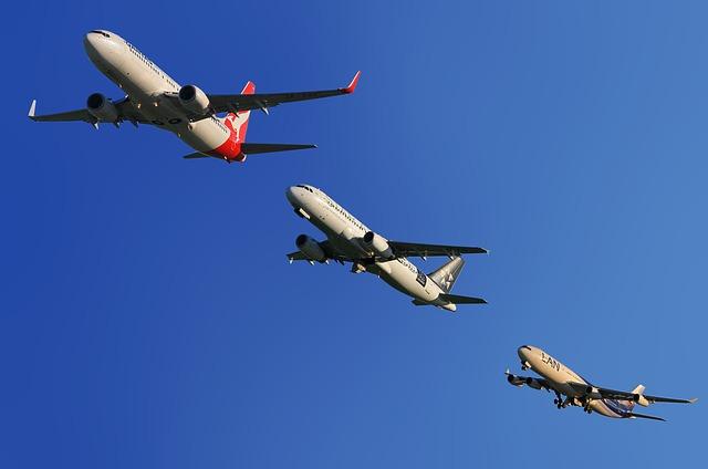 Verkehrsentwicklung an deutschen Flughäfen
