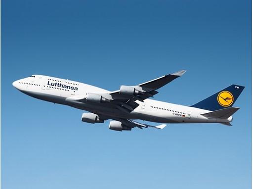 Lufthansa hüpft im November mit dem Jumbo-Jet von Frankfurt nach Berlin
