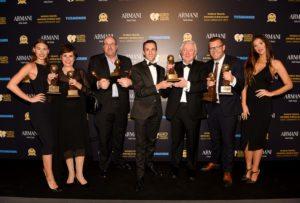 Jumeirah ist der Gewinner bei den World Travel Awards Middle East