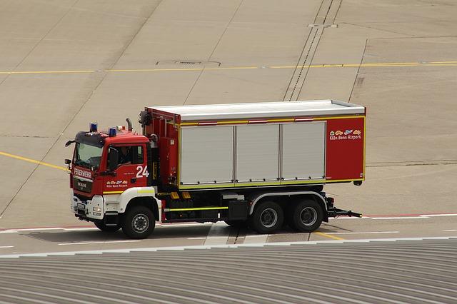 Brandschutzmängel am Flughafen Köln/Bonn