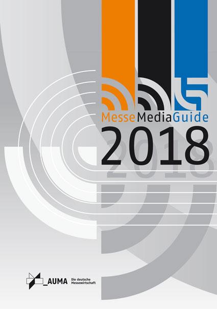 MesseMediaGuide 2018 erschienen