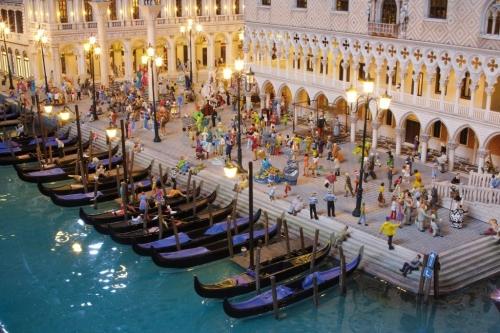 Venedig im Miniatur Wunderland