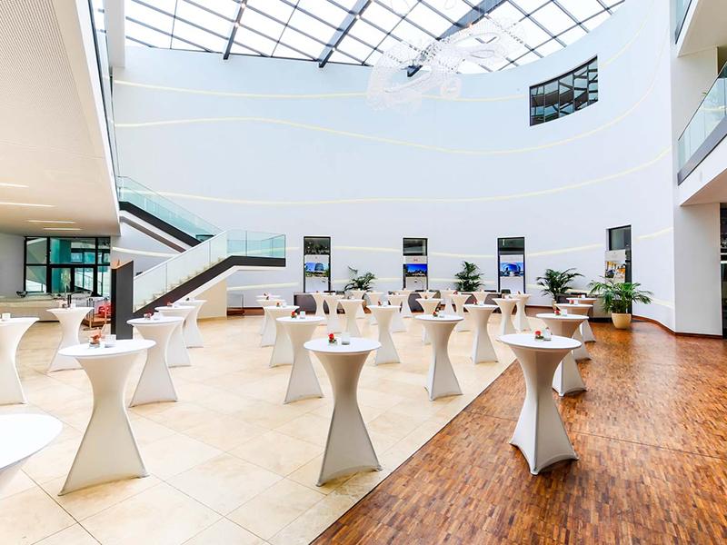 Ideales Paket für Tagungen und Events in der Mitte Deutschlands