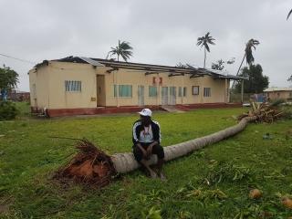 Hilfe für Mosambik