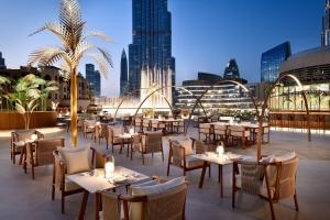 """""""Dinner on us""""- Aktion der Emaar Hospitality Group"""