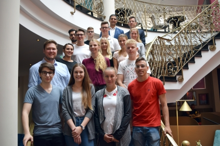 15 Auszubildende starten bei VILA VITA Marburg in Berufsleben