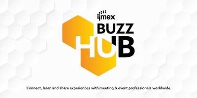 Fachmesse IMEX startet mit BuzzHub