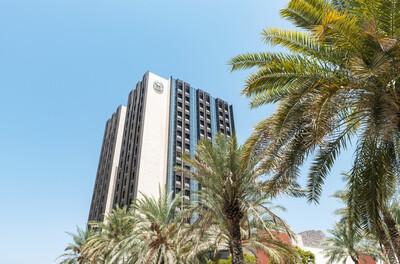 Antirutsch-Beschichtung im Sheraton Oman Hotel in Muscat