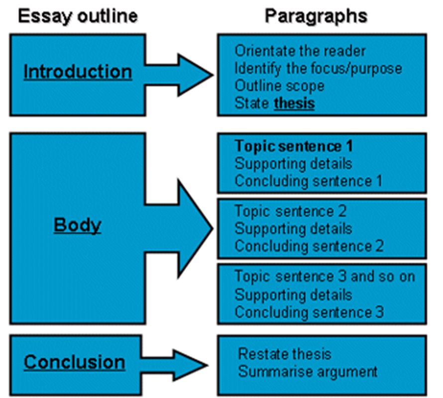 Importance of conclusion in essay writing
