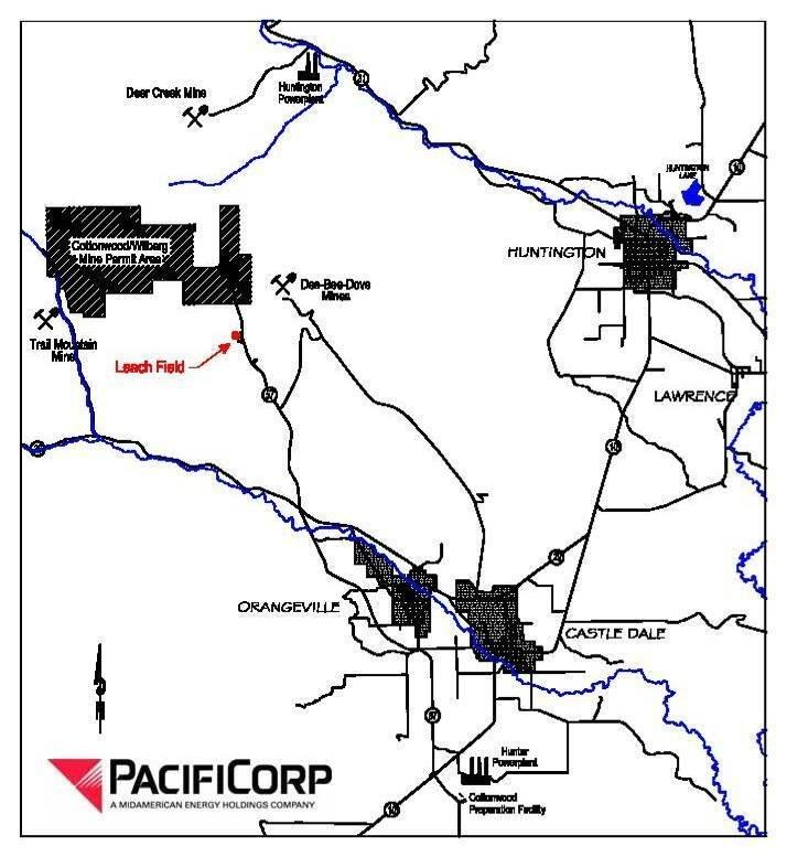 Phase II and III Bond Release Application PacifiCorp