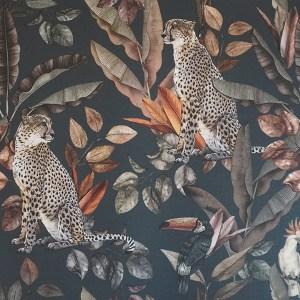Set de table léopard Etxe Mia!