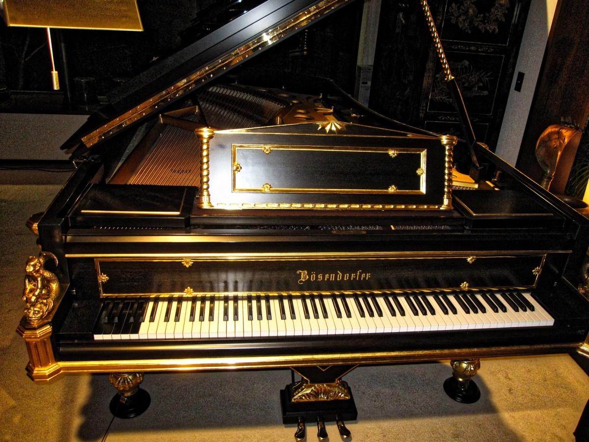 Yamaha acquires Bösendorfer Klavierfabrik GmbH