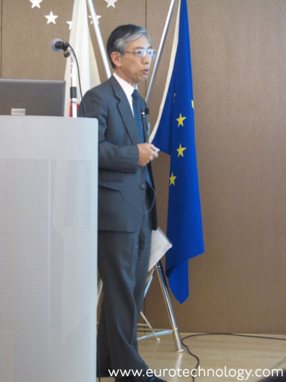 Kazushi Watanabe, General Manager, Business Development, Sumitomo Precision Products, Aerospace & Defense