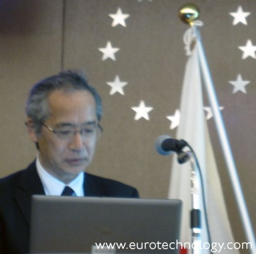 Professor Naoto Kobayashi, Center for Research Strategy, Waseda University