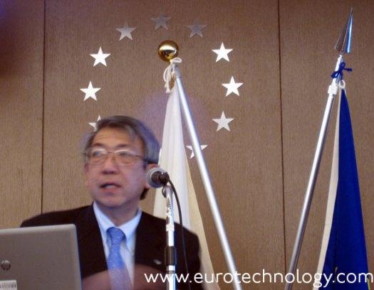 Satoru Ohtake, Senior Executive Director, Science and Technology Agency