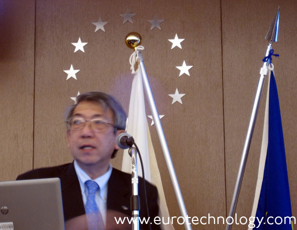 Satoru Ohtake, Senior Executive Director, Science and Technology Agency