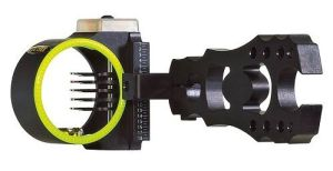 Black Gold Rush Bow Sight, 5 PIN