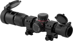 Monstrum G2 1-4x24 First Focal Plane FFP Rifle Scope