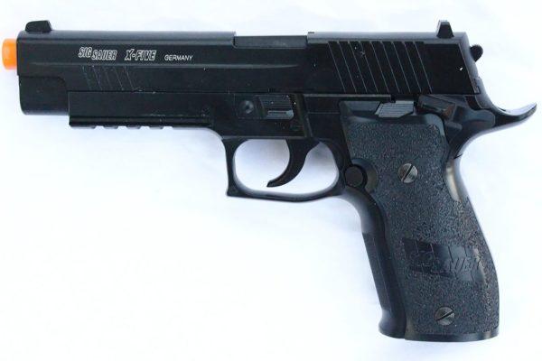 Europol pistol operation