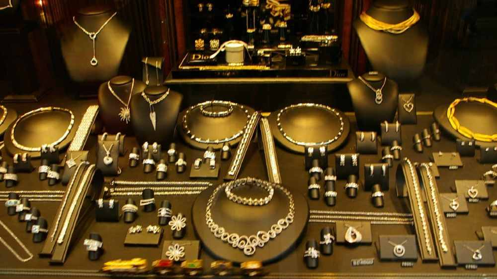 organised jewel thieves