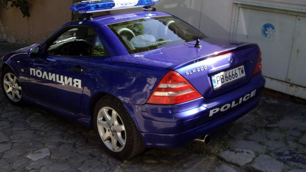 Bulgarian customs officers arrested