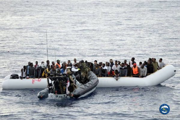 thwart people smugglers