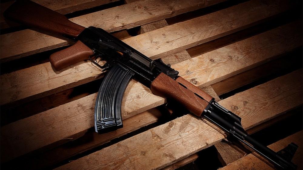 arms trafficking